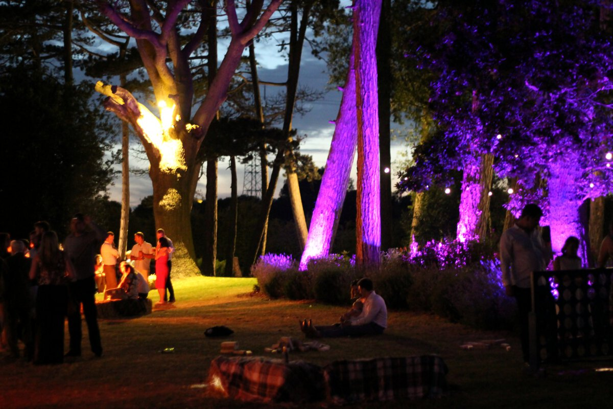 Outdoor Lighting Festoon Amp Up Lighting Wedding Dj
